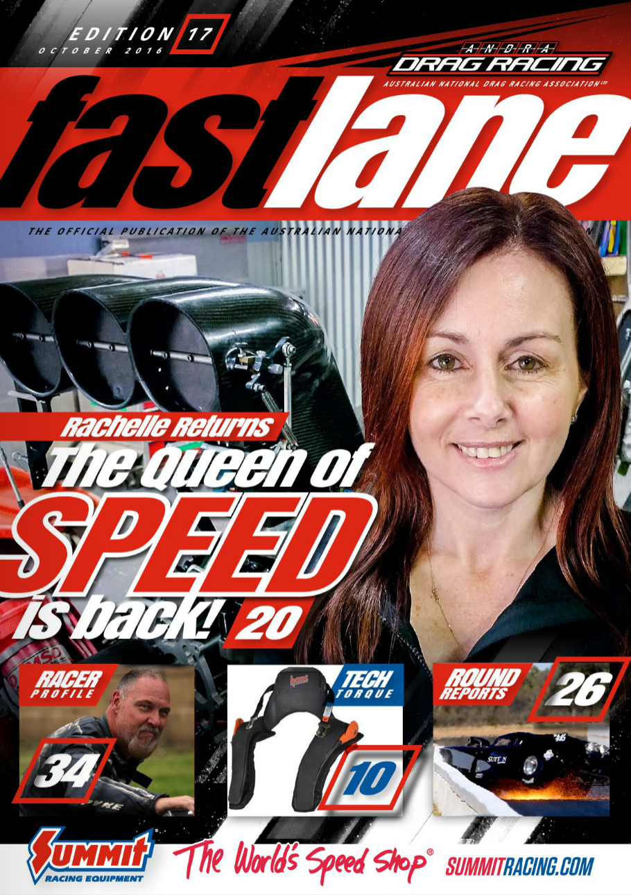 Fastlane Magazine Issue 17 - Cover