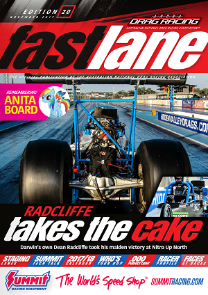 Fastlane Magazine Issue 20 - Cover image
