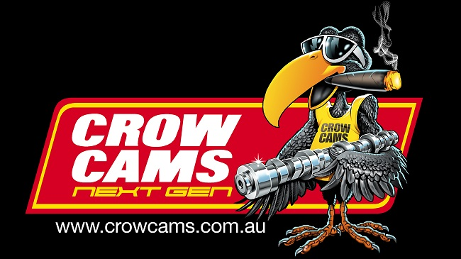 Crow Cams logo