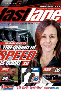 Fastlane Magazine Issue 17 - Cover