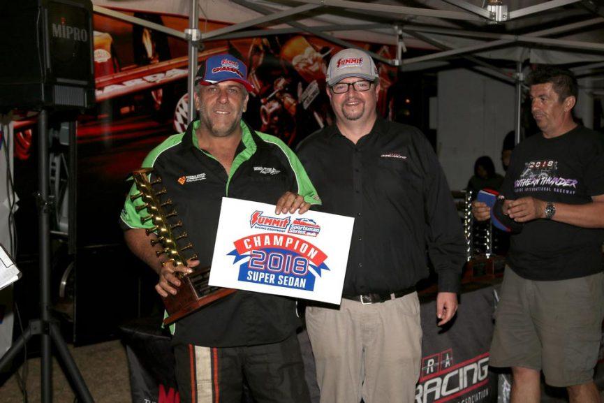 Peter Tzokas and Brett Stevens (Mark Cuffe DragsSA.com)