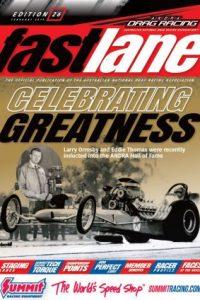 Fastlane Issue 26 cover