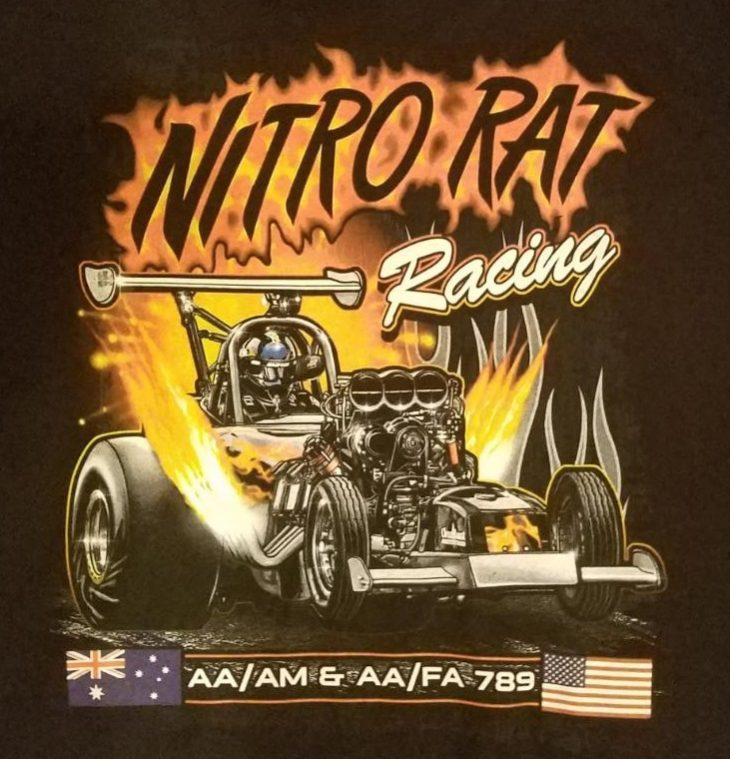 2007 BAKERSFIELD MARCH MEET AAA AUTO CLUB FAMOSO RACEWAY POSTER DRAG RACING