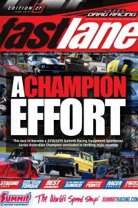 Fastlane 27 cover