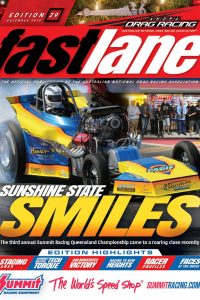 Fastlane Issue 29 cover