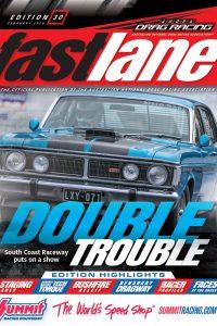Fastlane 30 cover