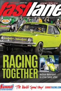 Fastlane 31 cover